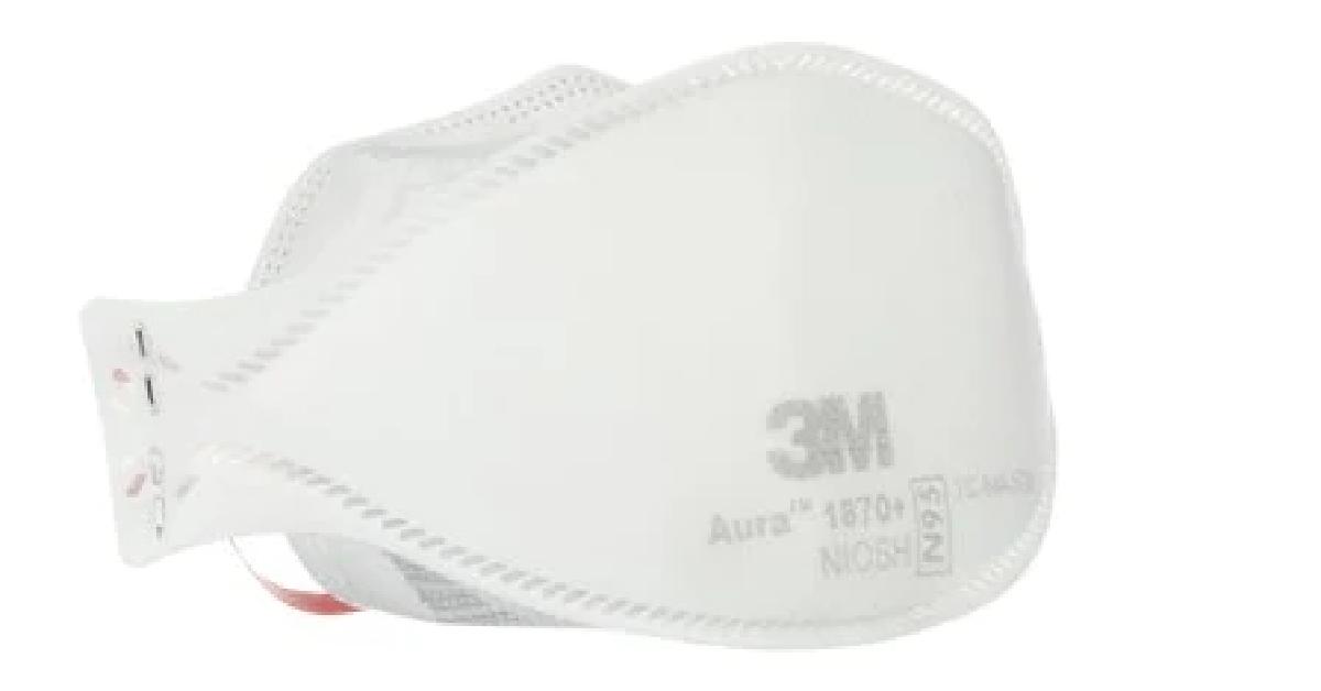 COVID-19 Face mask – New 3M Respirators made in Canada