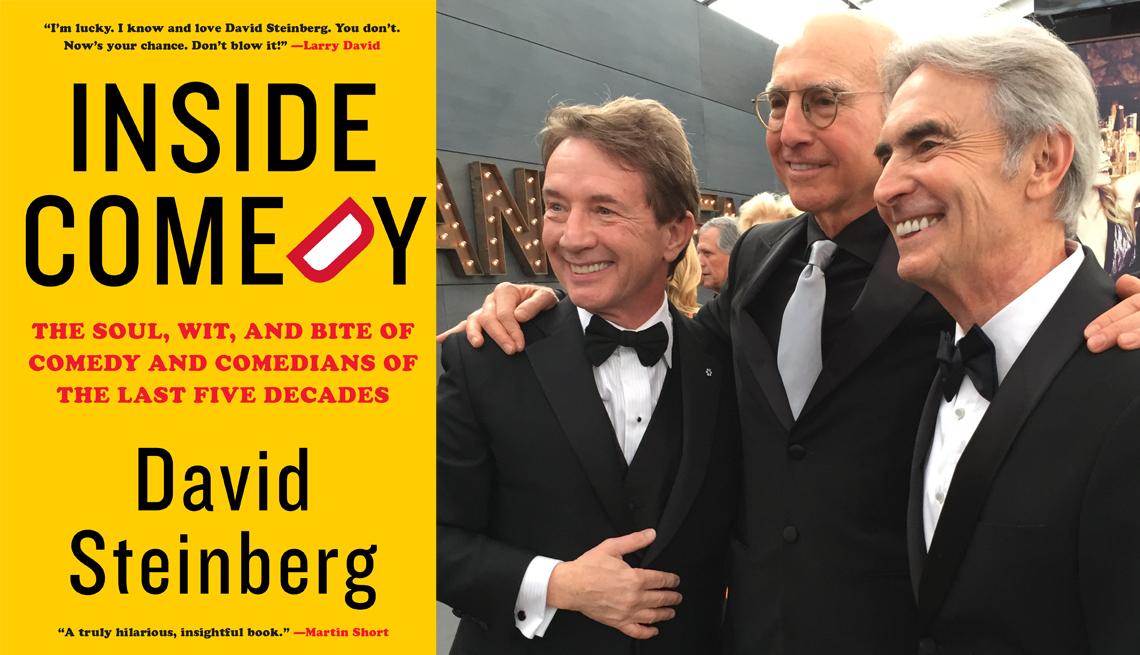 Inside Comedy by David Steinberg
