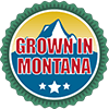 Grown in Montana medical marijuana