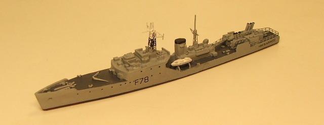 HMS Blackwood Type 14 Frigate M T Miniatures Ltd