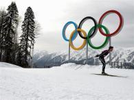 Crown Prince Frederik – Atlet Asal Denmark Sedang Melakukan Latihan. (Sumber : http://www.sochi2014.com/en/photos)