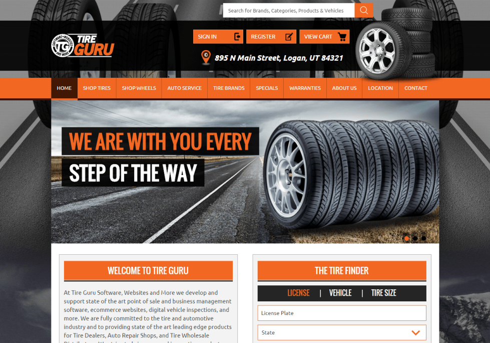 Tire Guru - Logan, UT