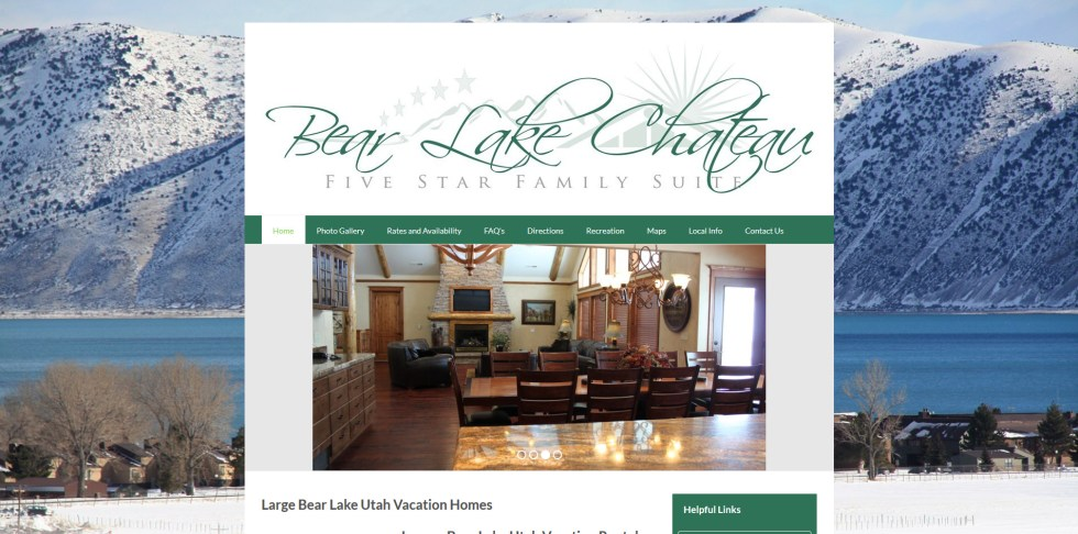 Bear Lake Chateau - Garden City