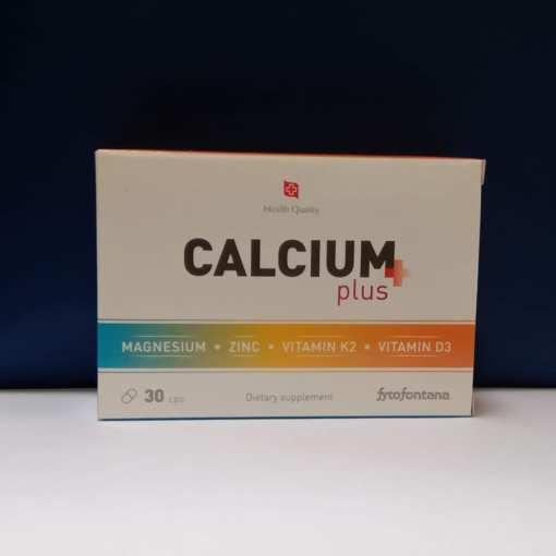 CALCIUM Plus bổ sung calci và vitamin giúp tăng hấp thu calci