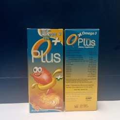 Omega Plus bo sung omega3