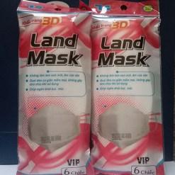 khẩu trang 3D Land Mask