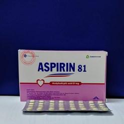 aspirin 81mg agimexpharm