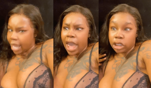 Female Rapper Sukihana Goes Viral After Leaking Extremely Graphic Video! (Warning)
