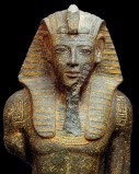 Pharaoh Mernptah, son of Ramses II