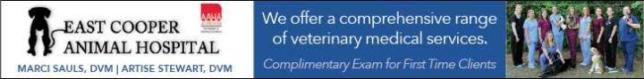 East Cooper Animal Hospital 728x90