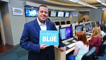 Mass-comm major earns summer internship at CNN – MTSU News