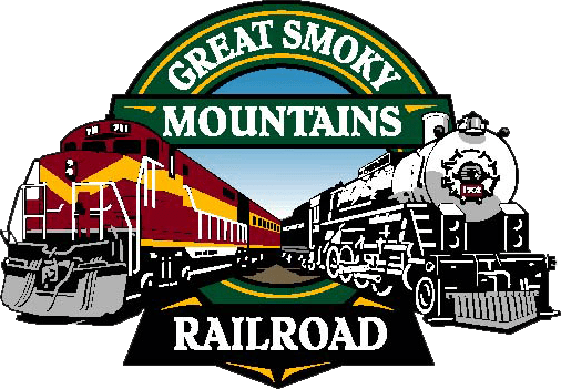 Great Smoky Mountains Railroad Logo