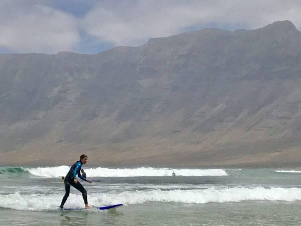 mTraining surf Famara