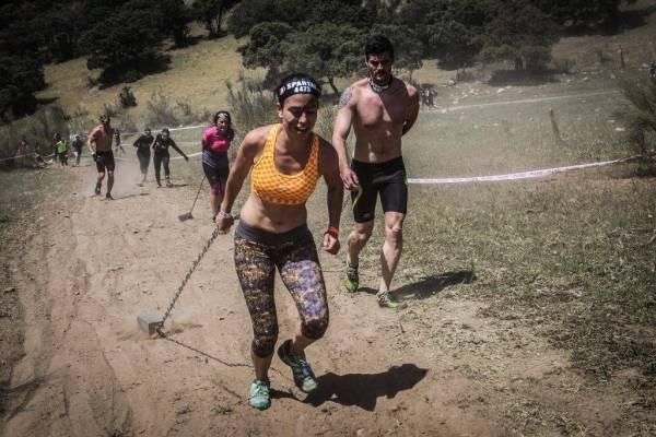 mTraining Spartan Race Madrid