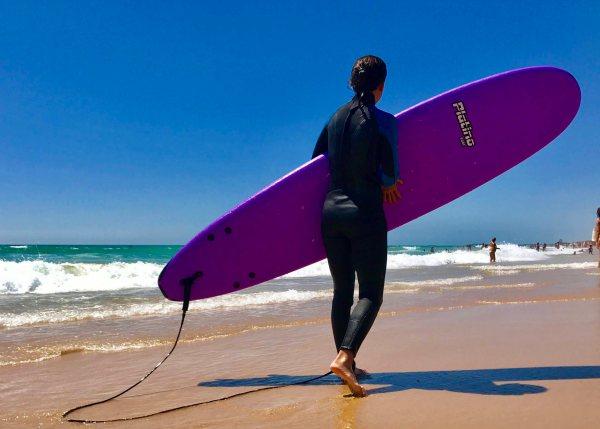 Surf mtraining minerva el palmar