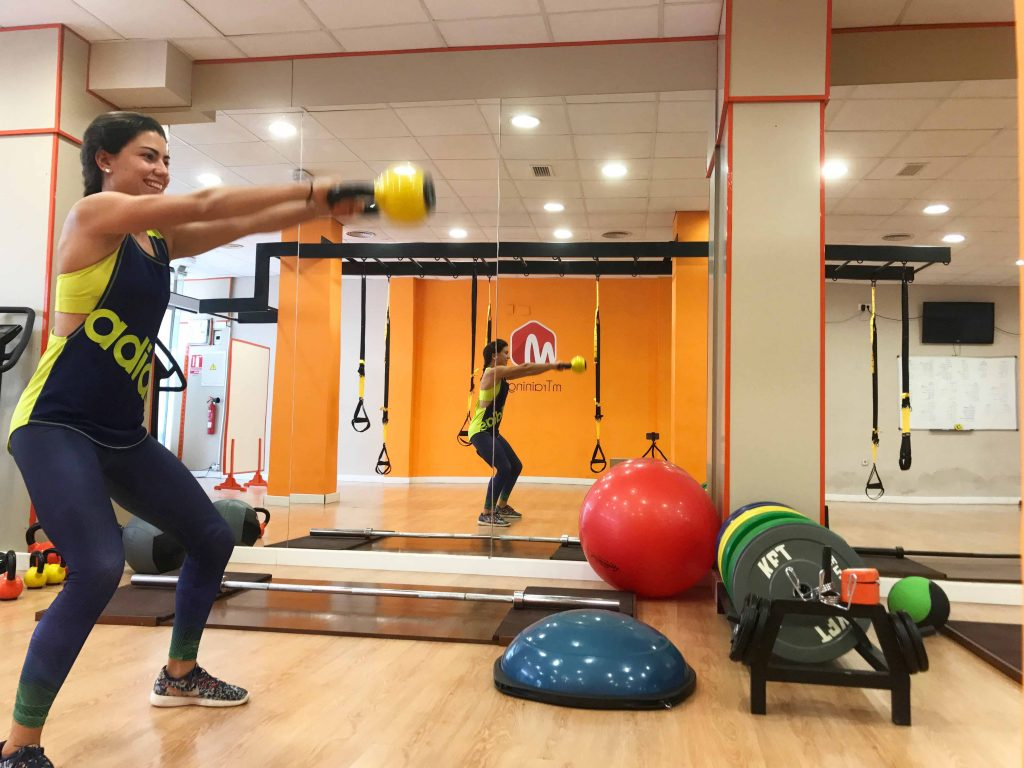 fuerza mtraining minerva resistance training