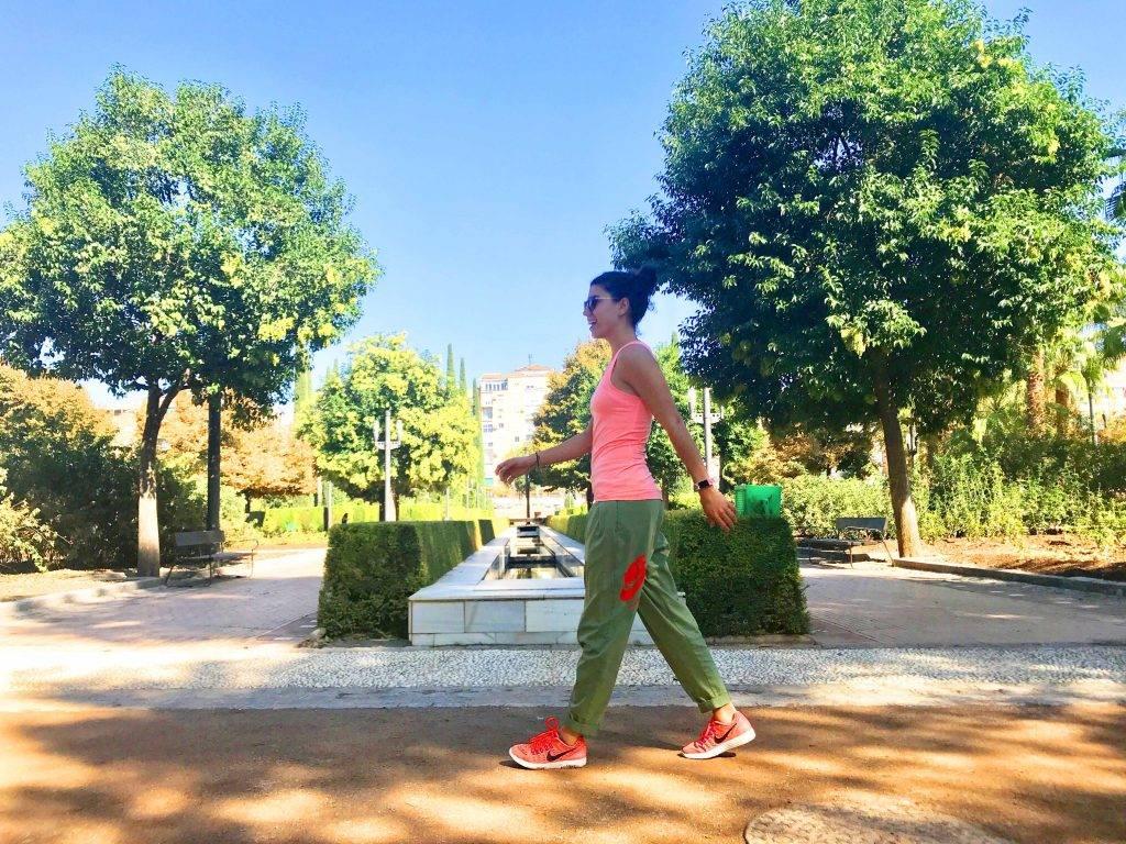 andar o correr walking running mtraining mets consumo calórico