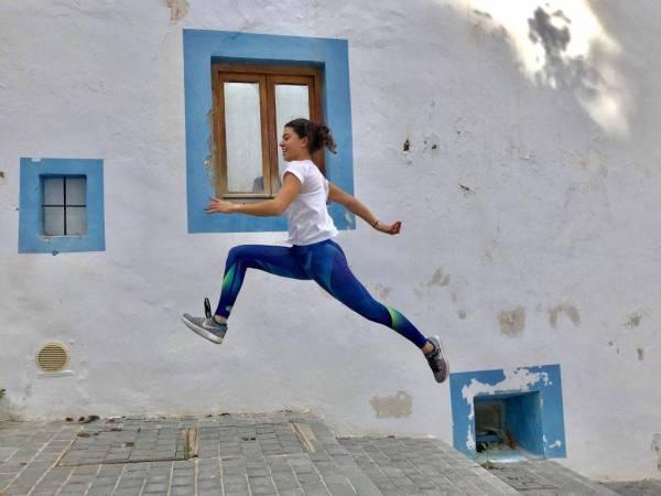 Jump Ibiza mTraining Minerva