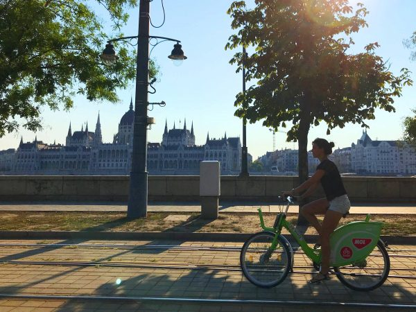 bici bike Budapest mtraining