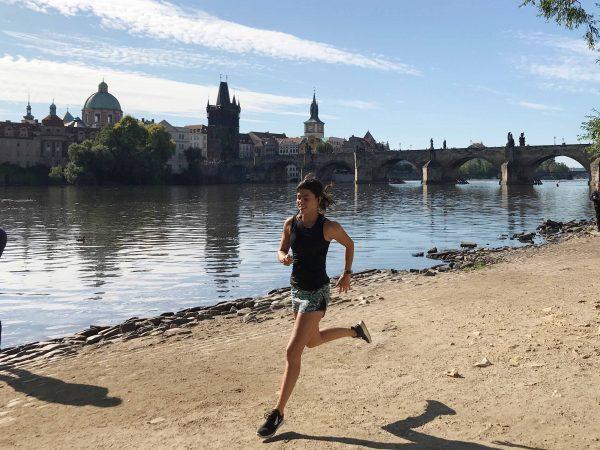 run in praga mtraining
