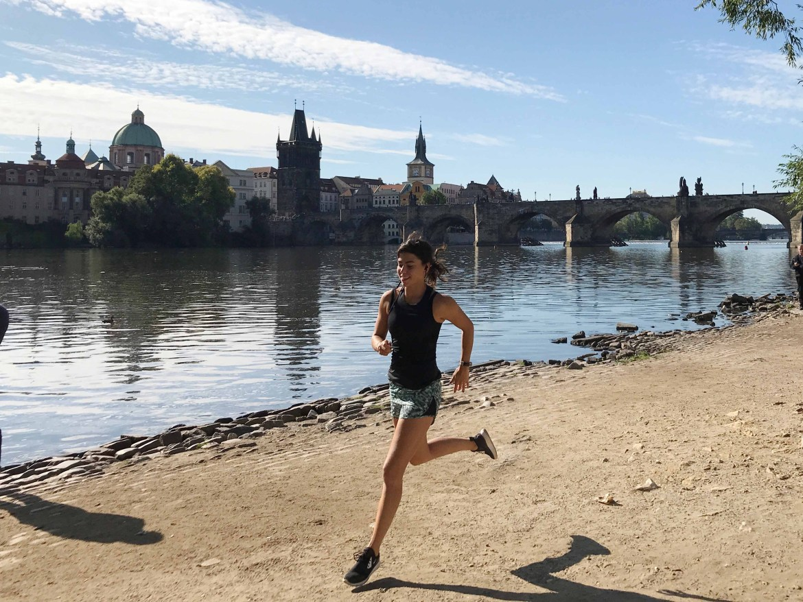 run in praga mtraining