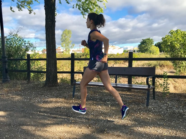running mtraining