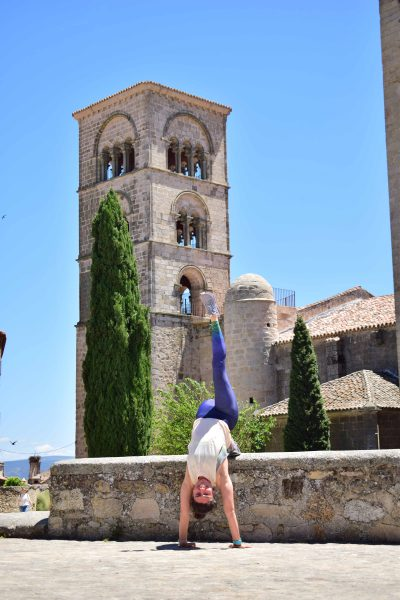 santa maria mayor trujillo yoga