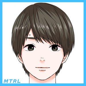 【性格診断】黒子で分かる恋愛傾向!