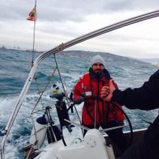 yachtmaster sail prep