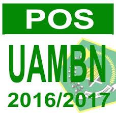 Kisi-Kisi dan POS UAMBN MTs Tahun 2017