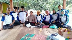 MTs Birrul Walidain NW Rensing Anggota MGMP ELPSA Kab. Lombok Timur Susun Program Pelatihan PTK