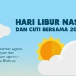 MTs Birrul Walidain NW Rensing Inilah Hari Libur Nasional dan Cuti Bersama Tahun 2018
