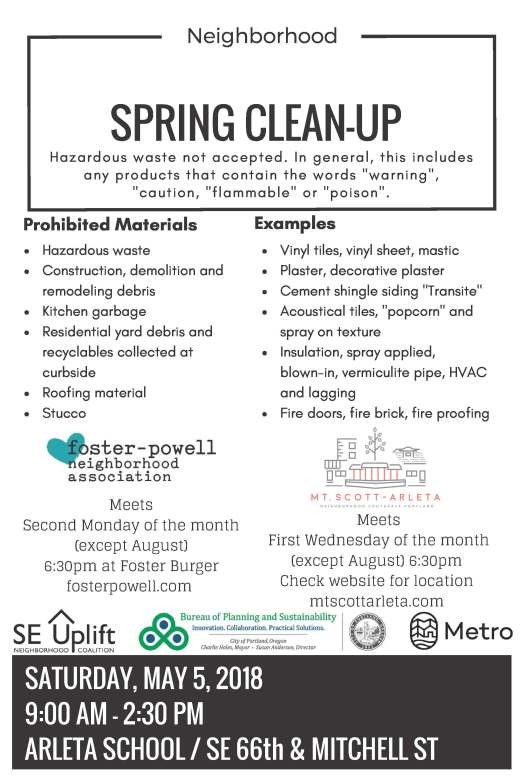 Neighborhood Cleanup Flyer 2018-Page 2