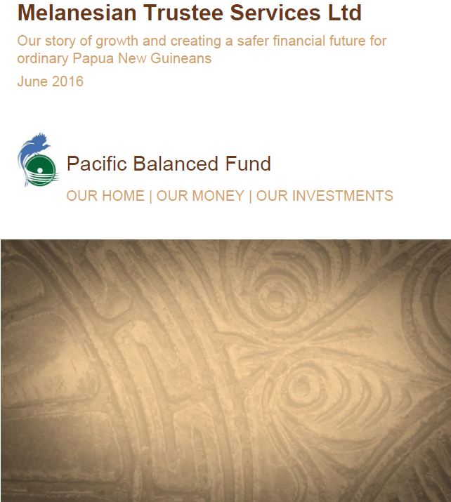 Pacific Balanced Fund Performance Review 2016