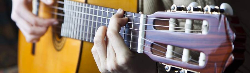 Guitar for Header