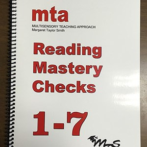 Reading Mastery Checks 1-7