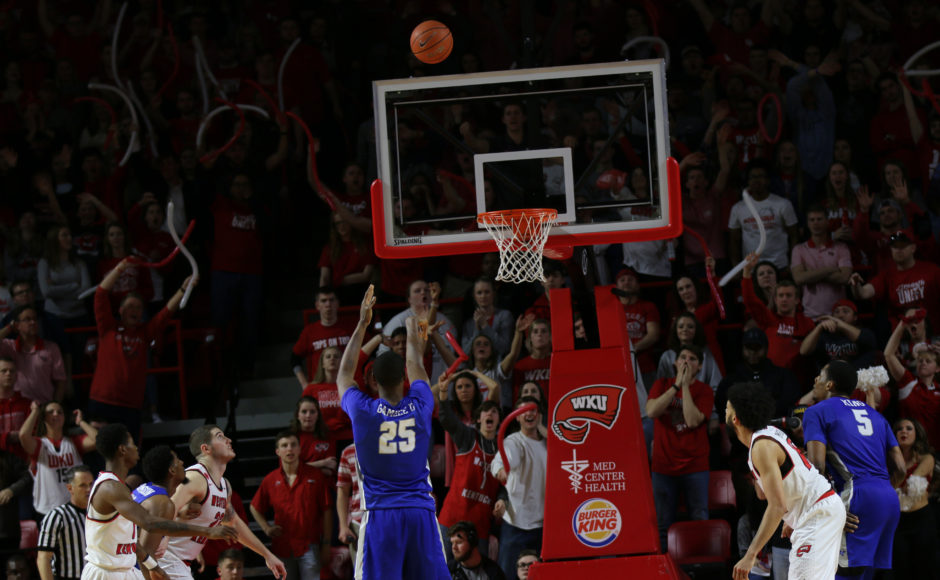 Men's Basketball: MTSU wins 66-62 thriller in front of a