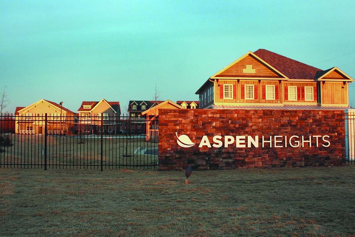 Aspen Heights: Not what was promised students say