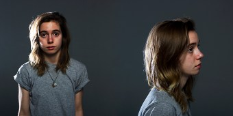 MTSU student Julien Baker disscusses her Memphis-based band The Star Killers, as well as her solo work on Feb. 10 2015. (Matt Masters/MTSU Sidelines)