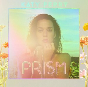 "The album artwork for Katy Perry's ""Prism"" (FILE)"
