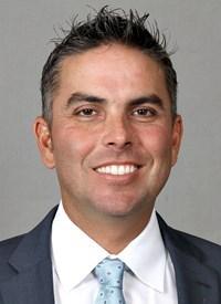 Brennan Webb begins his first season as Head Coach for MTSU's men's golf team.