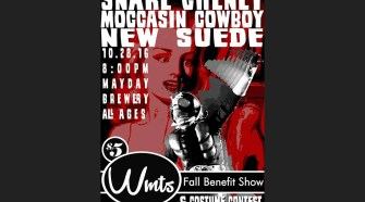 WMTS fall benefit Mayday Brewery October 2016