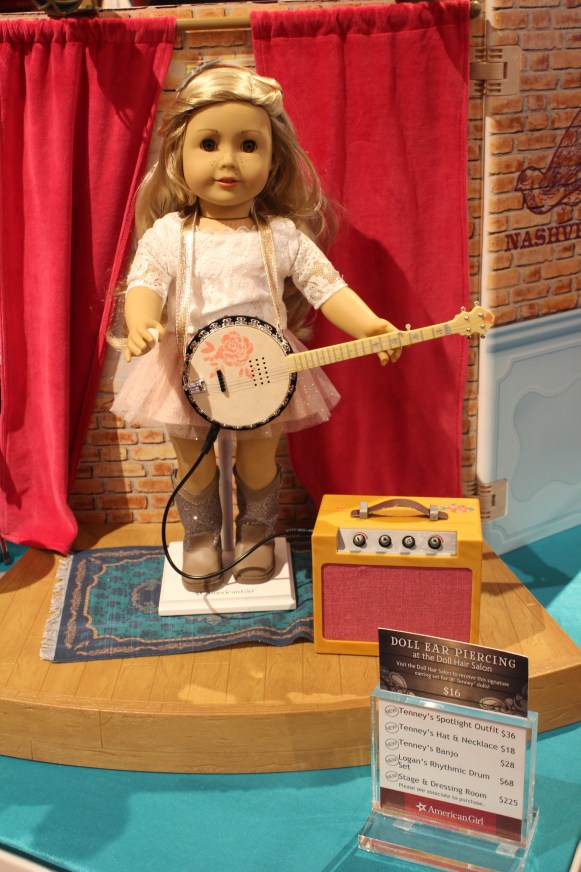 Tenney can also be purchased with a banjo and an outfit change. (Sidelines / Tayhlor Stephenson)