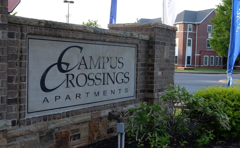 Murfreesboro Police respond to reported rape of MTSU student at Campus Crossings Apartments