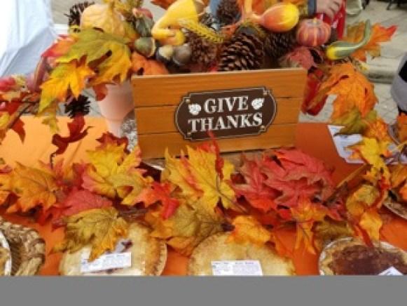 Sweet treats are provided at PumpkinFest in Franklin, Tenn. on Oct. 28, 2017. (Gerardo Palacios / MTSU Sidelines)
