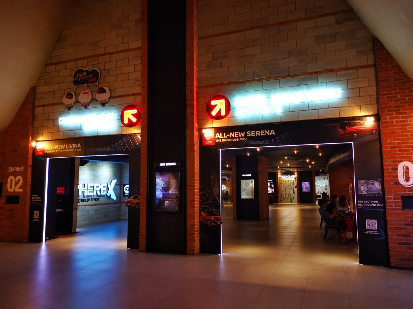 Lobby CGV cinema