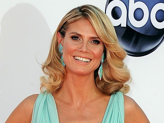 Heidi Klum To Host '2012 MTV EMA'!