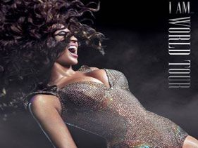 "Beyoncé publica el disco ""I Am... World Tour"""