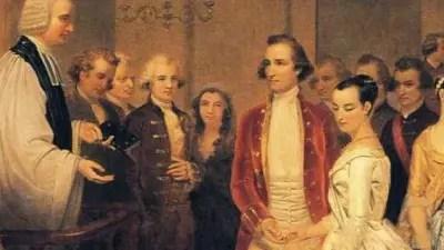 Washington married Martha Dandridge Custis in 1759.