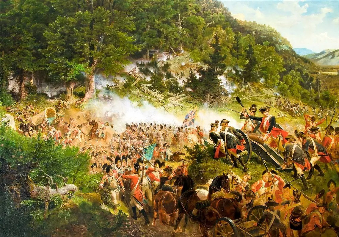 French And Indian War Timeline George Washington S Mount